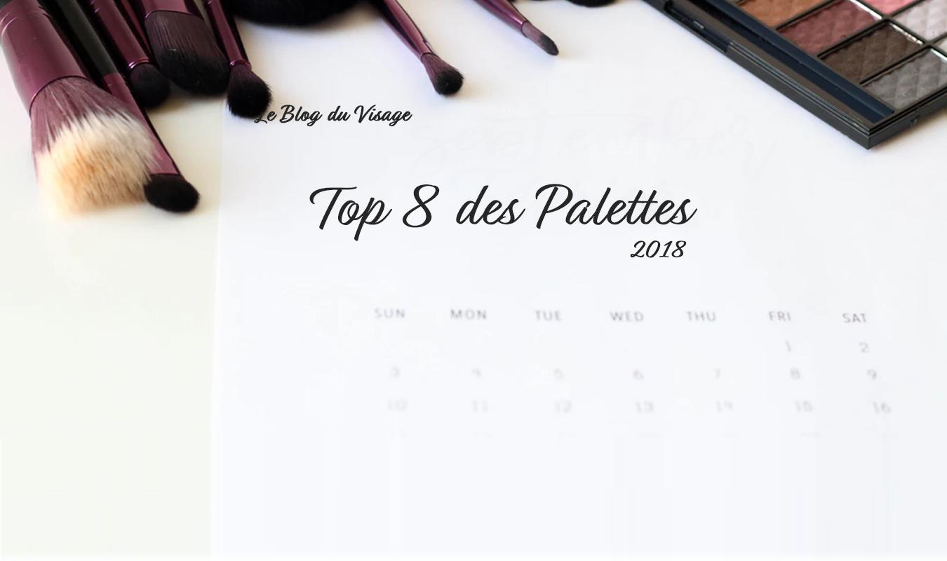 Palettes 2018 top
