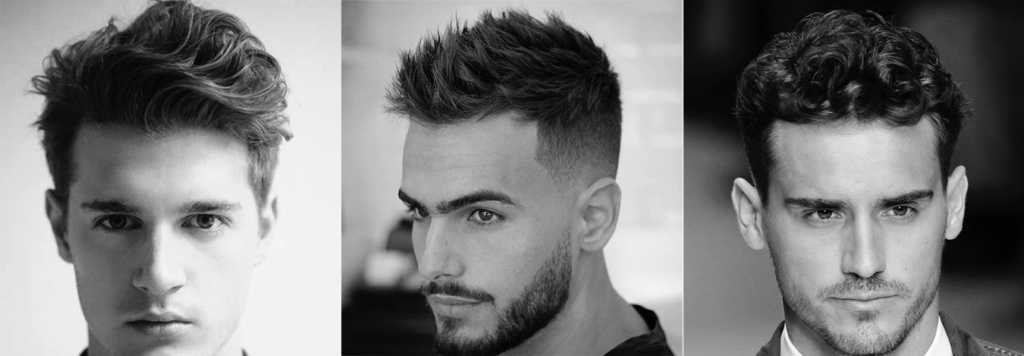 exemple style coiffure avec cire